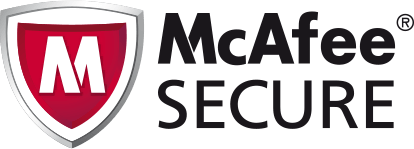 Certificação McAfee SECURE